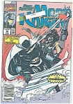 Moon Knight - Marvel comics  -  Feb. 1991   # 23