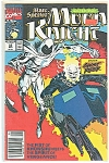 Moon Knight - Marvel comics -  April 1991   # 25