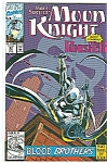 Moon Knight - Marvel Comics   # 37  Apri.l 1992