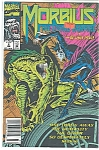Click here to enlarge image and see more about item J0616: Morbus - Marvel comics - Feb. 1993 #6