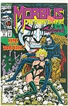Morbus - Marvel comics -  # 9 May 1993