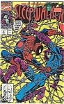 Click here to enlarge image and see more about item J0637: Sleepwalker - Marvel comics -  # 5 Oct.   1991