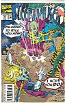 Sleepwalker - Marvel comics   - Jan. 1994   # 32