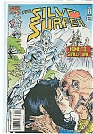 Click here to enlarge image and see more about item J0651: THE SILVER SURFER - Marvel comics - # 101 Feb. 95
