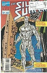 Click here to enlarge image and see more about item J0652: THE SILVER SURFER Marvel comics  July 95  #106
