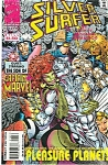 Click here to enlarge image and see more about item J0653: SILVER SURFER  -Marvel comics - Nov. 1995 # 110