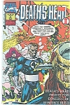 DEATH' S HEAD - Marvel comics - April 92   # 2