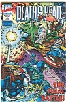 DEATH'S HEAD - Marvel comics - # 4 June 92