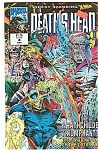 Click here to enlarge image and see more about item J0661: DEATH'S HEAD - Marvel comics - # 4 March 1993