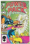 Click here to enlarge image and see more about item J0668: POWER PACK - Marvel comics  Oct.l985  # 15