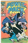 Click here to enlarge image and see more about item J0675: Power Pack - Marvel comics   Oct. 1986  # 26