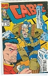 Click here to enlarge image and see more about item J0681: Cable - Marvel comics - July 1993   # 3