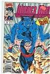 Click here to enlarge image and see more about item J0688: Wonder Man - Marvel comics -  Jan. 1992   # 5