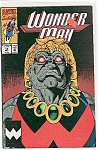 Wonder Man - Marvel comics - # 12  Aug. 1992