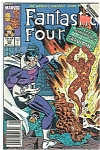 Fantastic Four - Marvel comics - # 322 Jan 1989