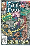 Fantastic Four - Marvel comics - # 323 Feb. 1991