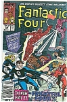 Fantastic Four - Marvel comics - May 1989 - #326