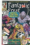 Fantastic Four - Marvel comics - # 328  July 1989