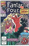 Fantastic Four - Marvel comics - # 342 July 90
