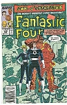 Fantastic Four - Marvel comics - # 334  Dec. 1989