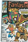 Fantastic Four - Marvel comics - # 309  Dec. 1987