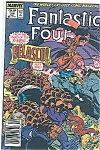 Fantastic Four - Marvel comics - 314  May 1988