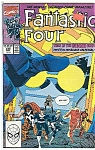 Fantastic Four - Marvel comics - # 340 May 1990