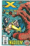 X-Factor - Marvel comics -  # 10 Jan. 1995