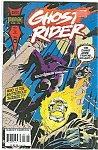 Click here to enlarge image and see more about item J0742: Ghost Rider - Marvel comics - # 52 Aug. 1994