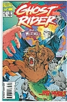 Click here to enlarge image and see more about item J0745: Ghost Rider - Marvel comics - # 55 Nov. 1994