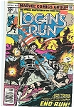 Click here to enlarge image and see more about item J0748: Logan's Run - Marvel comics group - # 5 May1977