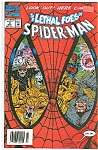 Click here to enlarge image and see more about item J0754: Lethal foes of Spider-Man, Marvel comics, #3 Nov. 93