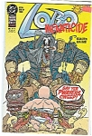 Click here to enlarge image and see more about item J0767: Lobo Infanticide - DC comics - Oct. 1992  #1