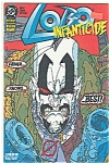 Lobo Infanticide - DC comics - Book 3 of 4  Dec. 1992