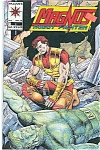 Click here to enlarge image and see more about item J0787: Magnus - Valiant - July 1993  # 26