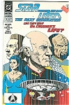 Star Trek- DC comics -  # 9  June 1990