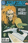 Click here to enlarge image and see more about item J0801: Star Trek - DC comics -  # 61July 1994