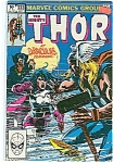 Click here to enlarge image and see more about item J0818: Thor - Marvel comics group - # 333 July 1983
