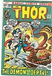 Click here to enlarge image and see more about item J0821: Thor - Marvel comics -Oct. 1972  #204