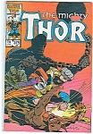 Click here to enlarge image and see more about item J0825: Thor- Marvel comics - # 375   Jan. 1987