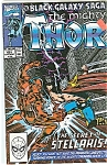 Click here to enlarge image and see more about item J0836: Thor - Marvel comics - # 421 1990  August