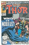 Click here to enlarge image and see more about item J0837: Thor - Marvel comics - # 422 Sept. 1990