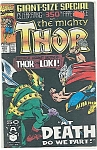 Click here to enlarge image and see more about item J0839: Thor - Marvel comics - # 432 1991