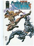 The New Shadowhawk Image comics -  # 3  1995