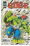 Click here to enlarge image and see more about item J0877: Over the Edge - Marvel comics - # 3 Jan. 96