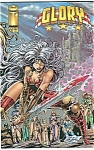 Click here to enlarge image and see more about item J0880: Glory - Image comics - #0   Feb,. 1996