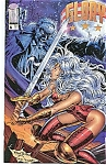 Click here to enlarge image and see more about item J0881: Glory - Image comics - # 6  1995