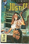 Lady Justic e- Tekno Comics - # 8  Feb. 1996