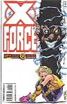 X-Force - Marvel comics  # 48  Nov. 1995