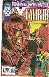 Click here to enlarge image and see more about item J0898: Exc alibur - Marvel comics - #93  Jan 1996